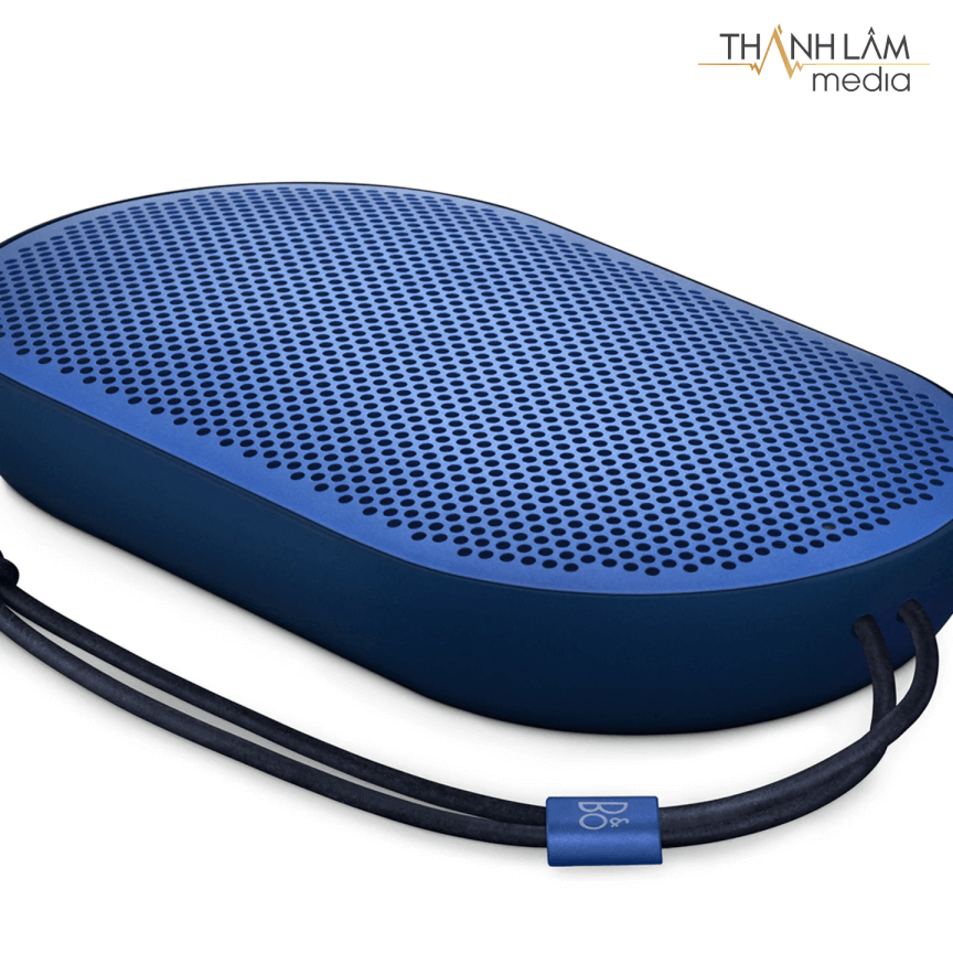 Loa B&O P2 Bang & Olufsen Beoplay P2 Royal-Blue 3