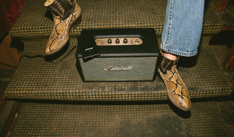 Marshall Stanmore Bluetooth 3