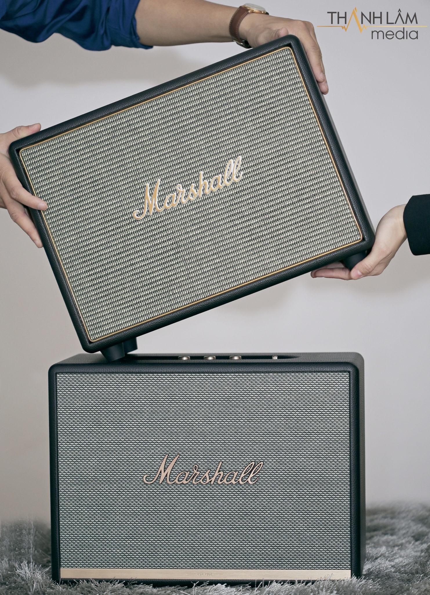 Loa Marshall Woburn vs Marshall Woburn II