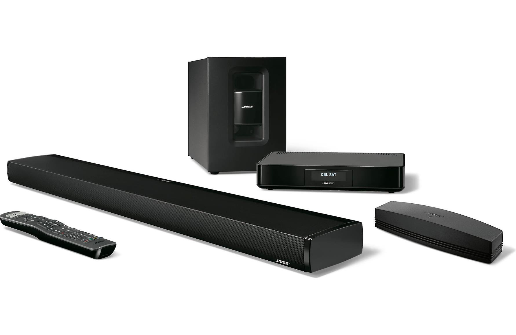 8. Bose SoundTouch 130 Home Theater System