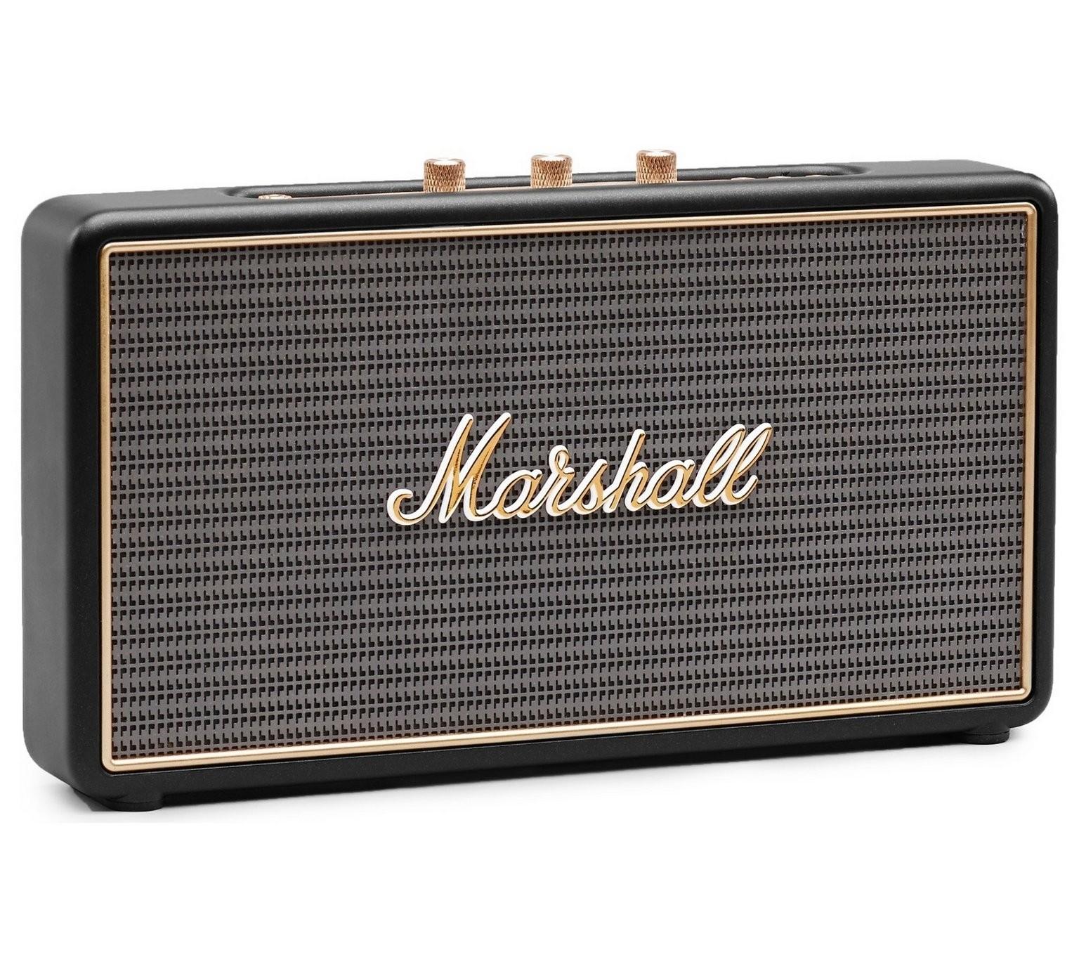 Marshall Stockwell – Mang thiết kế đặc trưng của loa Marshall