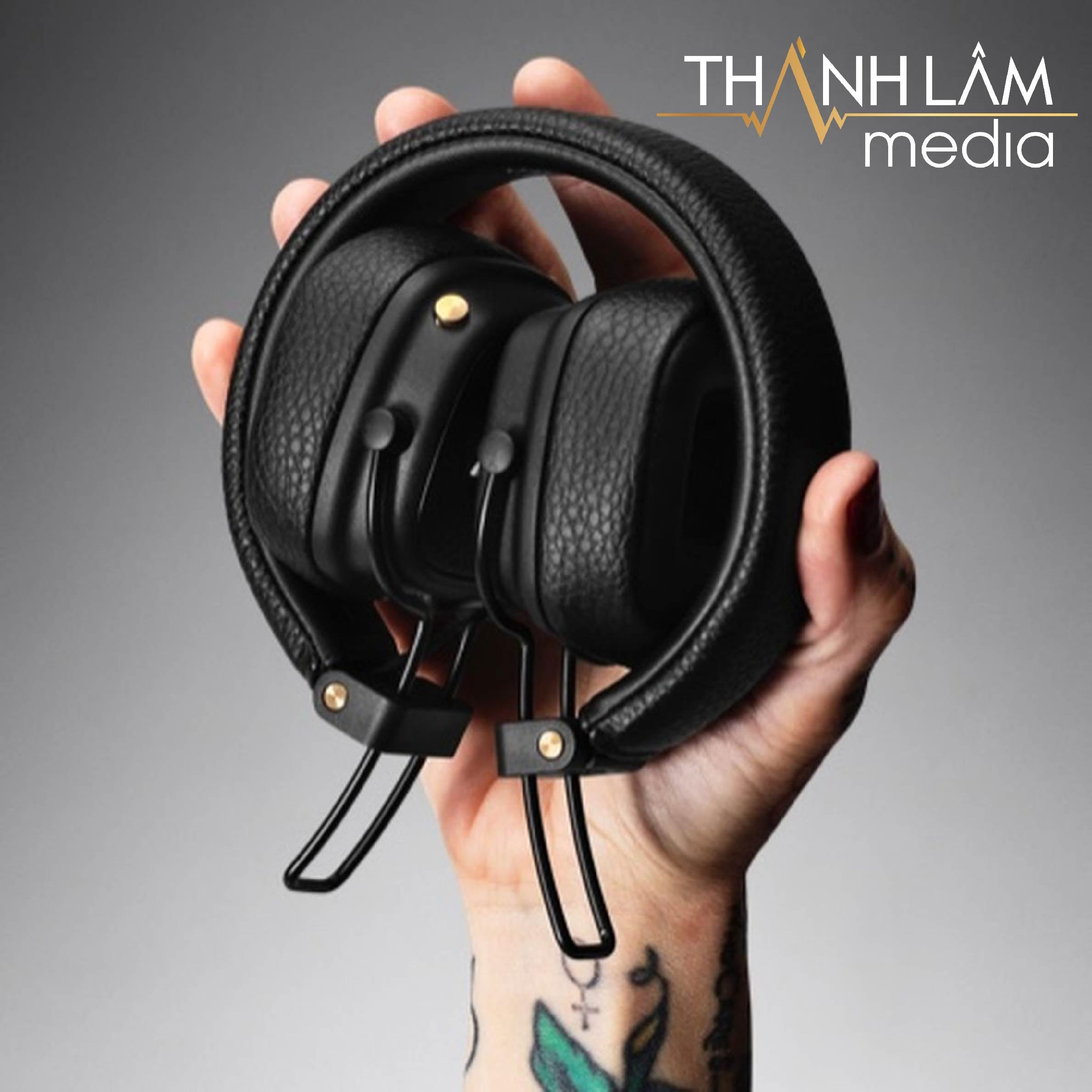 Marshall Major 3 Bluetooth - Tai nghe nhỏ gọn, tiện lợi với dải âm cao tuyệt vời 6