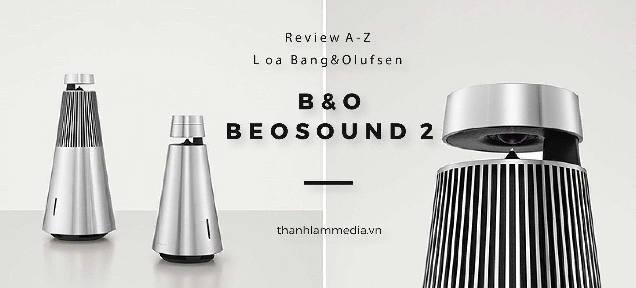 Loa B&O Beosound 2
