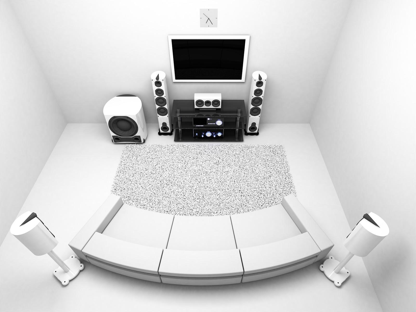 Loa Surround là gì? Phân biệt Surround sound và Stereo 21