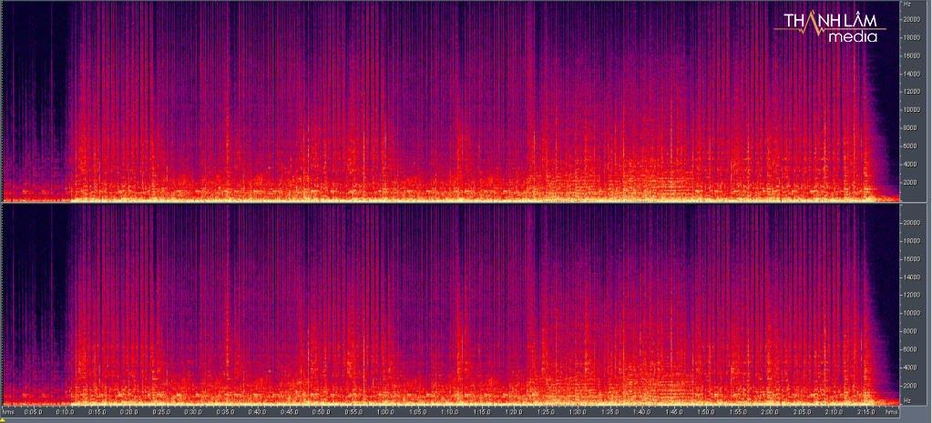 Thủ thuật phân biệt nhạc lossless thật và fake 11