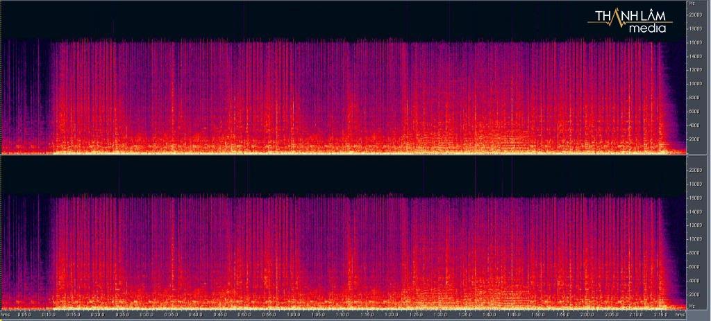 Thủ thuật phân biệt nhạc lossless thật và fake 10