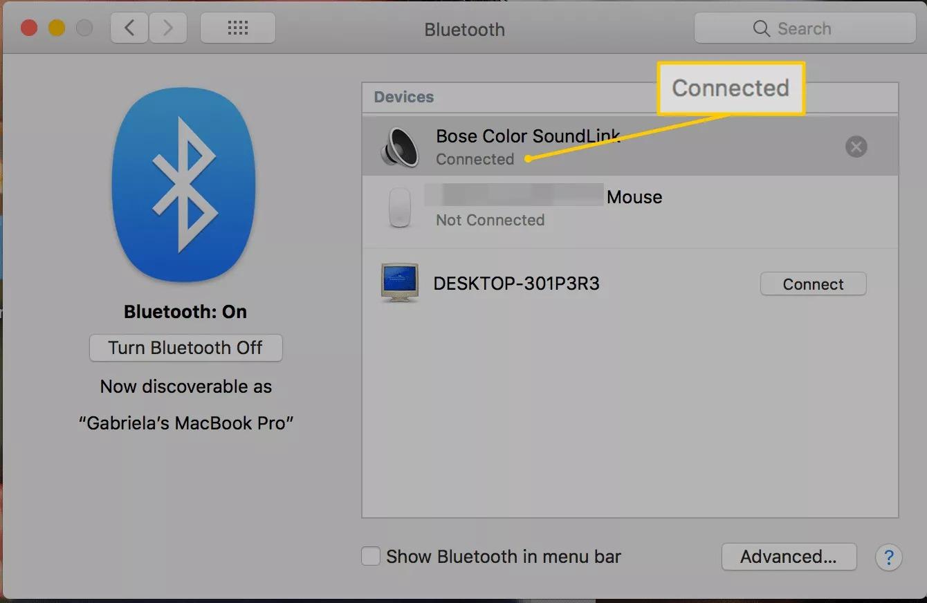 Kết nối loa Bluetooth với máy tính