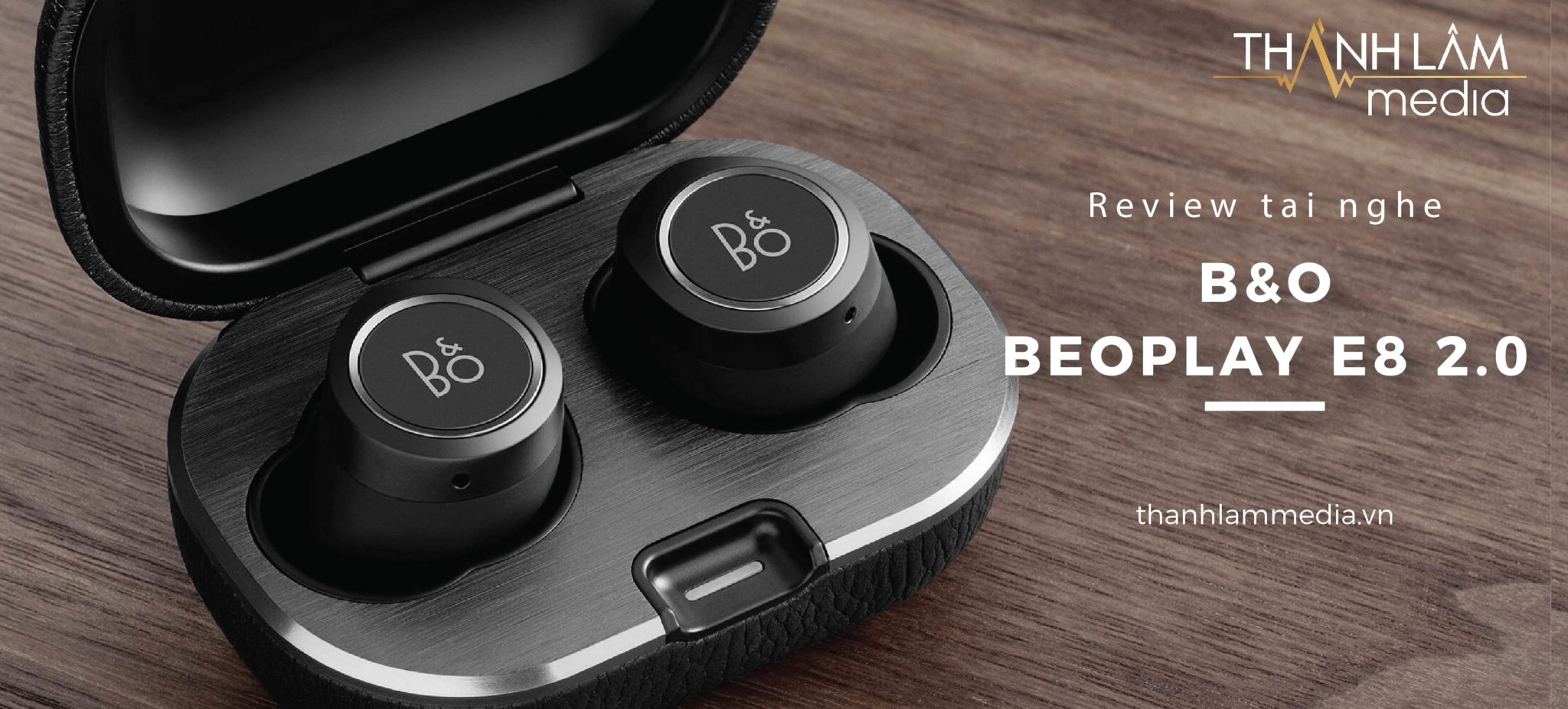 B&O Beoplay E8 2.0 - Phiên bản mới dành cho người sành 1