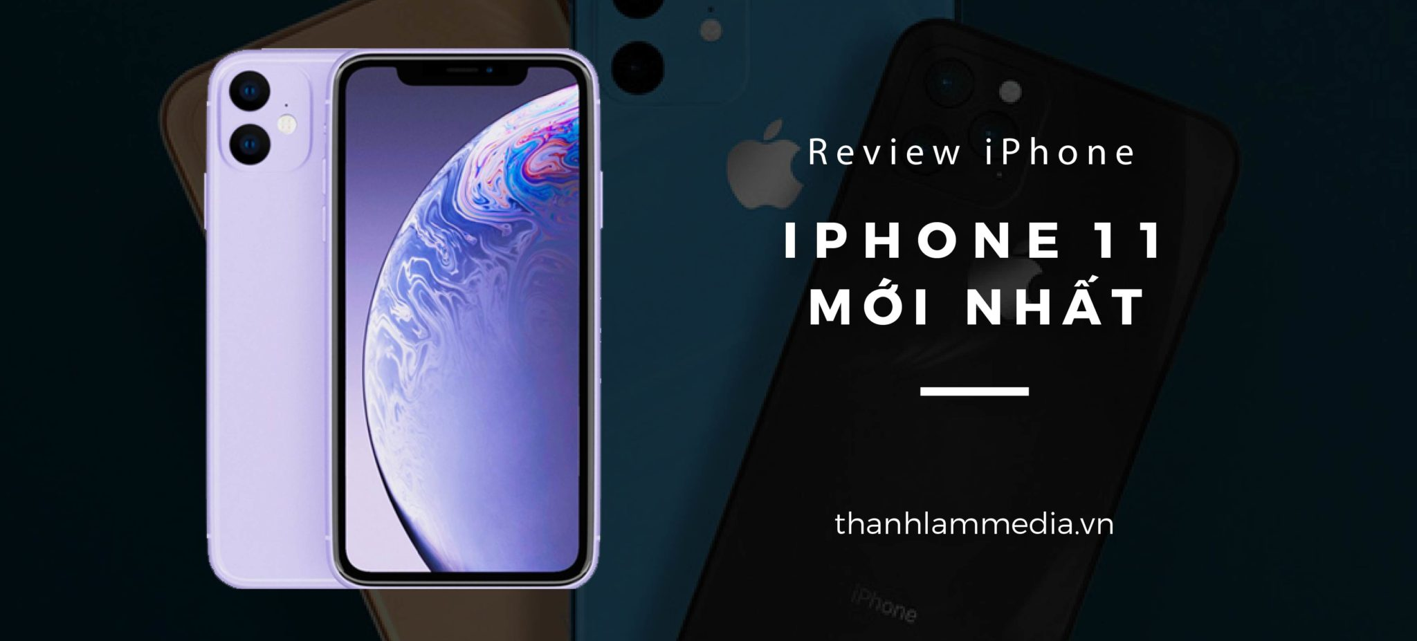 Review iPhone 11 mới nhất - chiếc iPhone hợp lý nhất thời điểm hiện tại 1