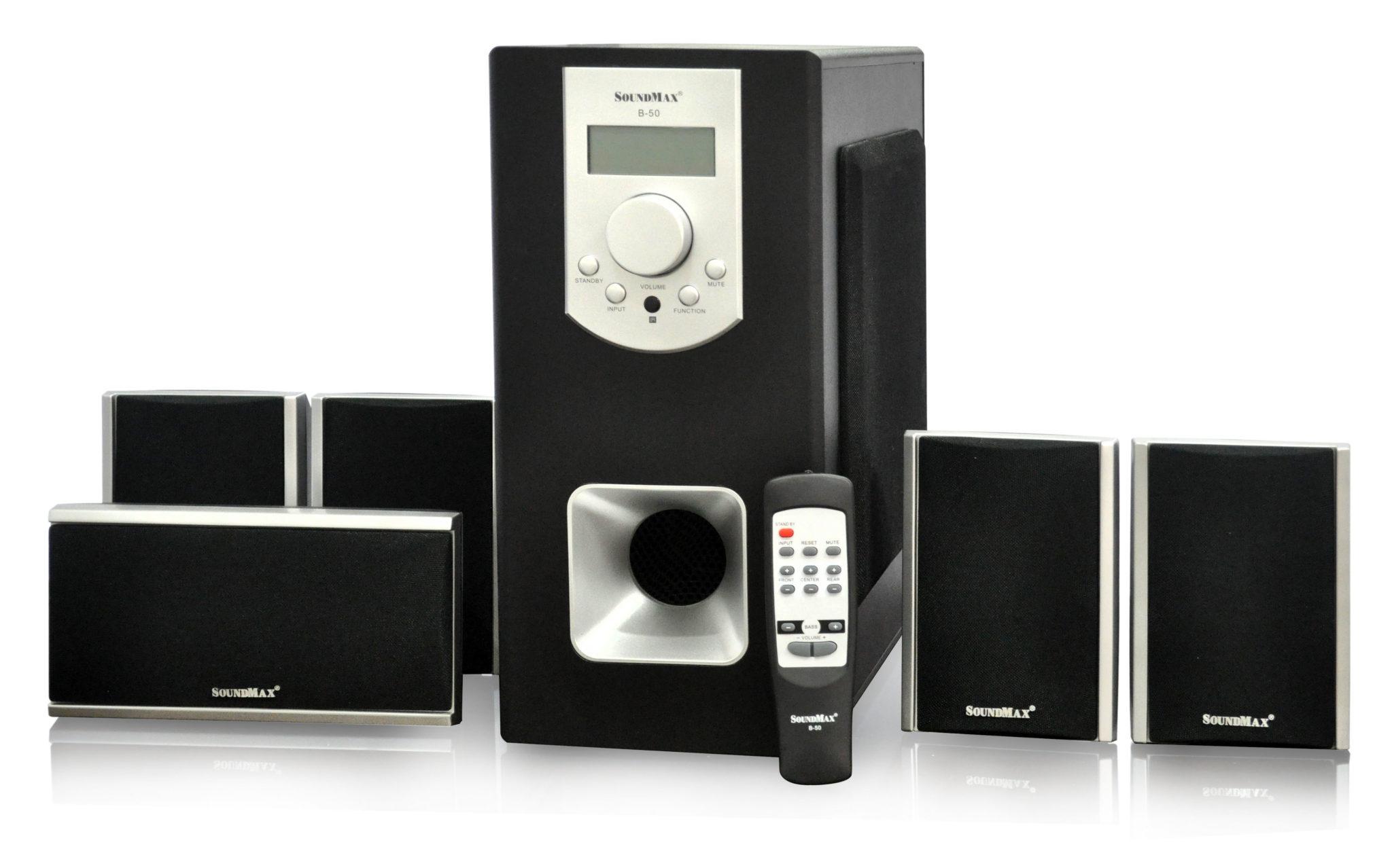 Loa 5.1 là gì? Hệ thống âm thanh loa 5.1 hay nhất trong gia đình 2