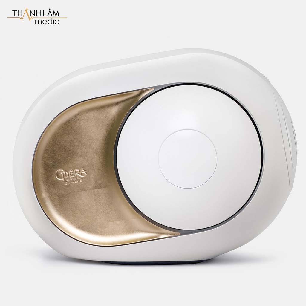 Loa Devialet Gold Phantom Opéra de Paris