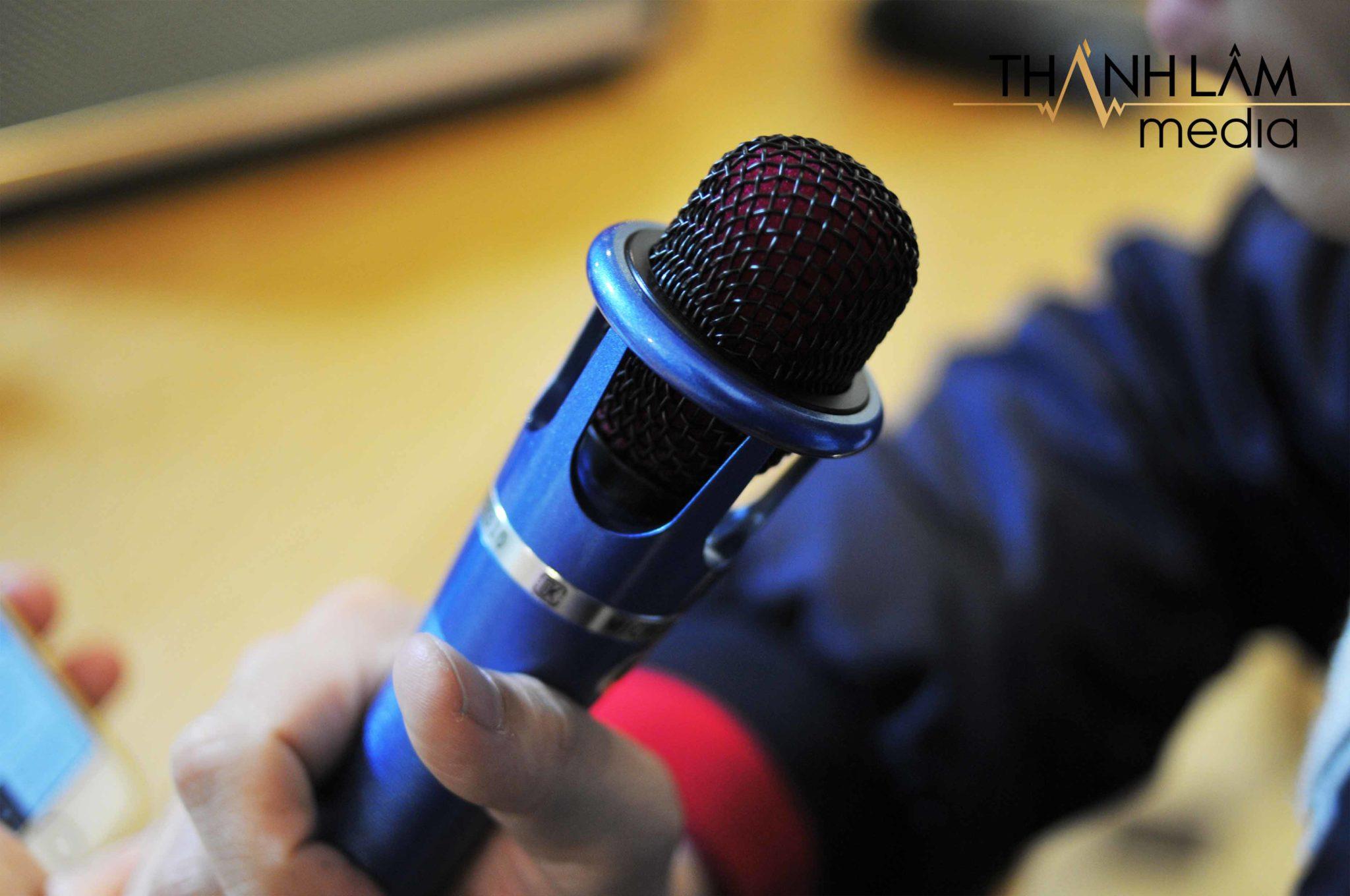 bộ mic bluetooth livestream