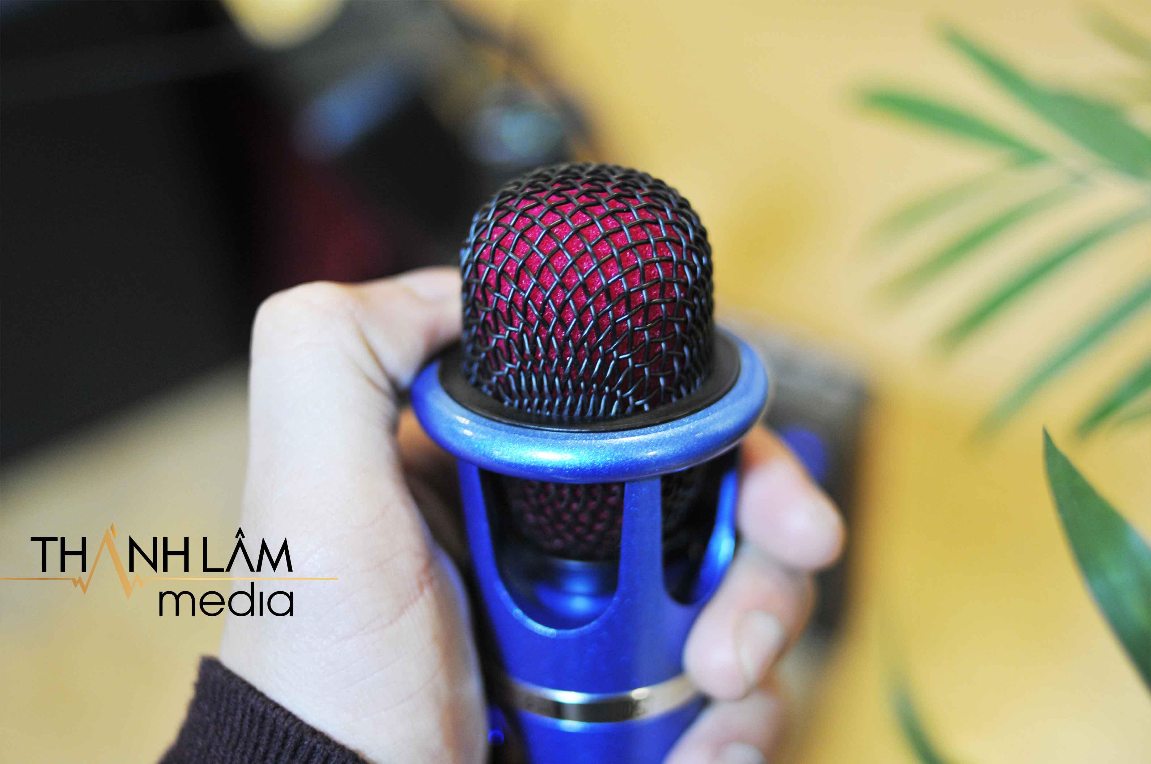 mic hát karaoke