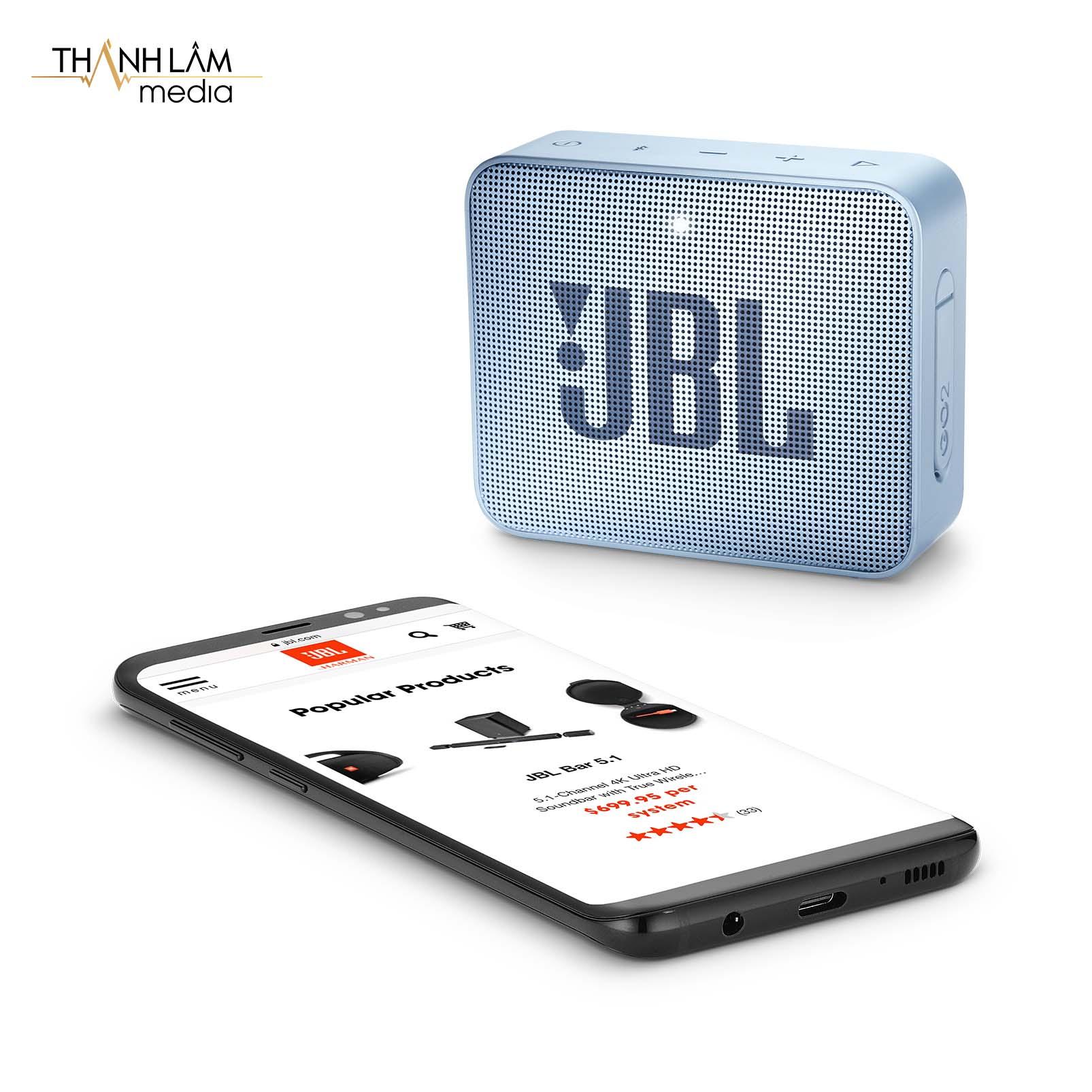 Loa-JBL-Go-2-Trang-Xanh-5