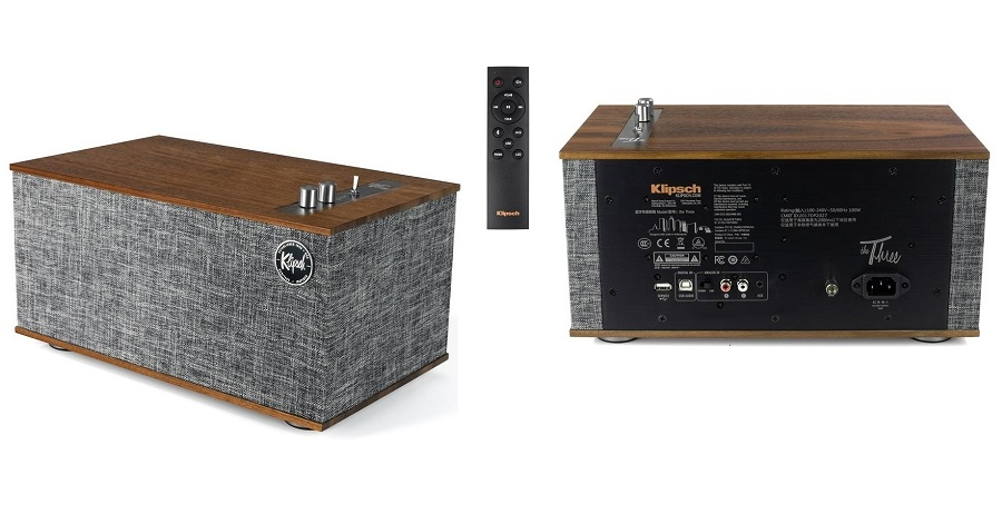 Loa Klipsch The Three 2 5