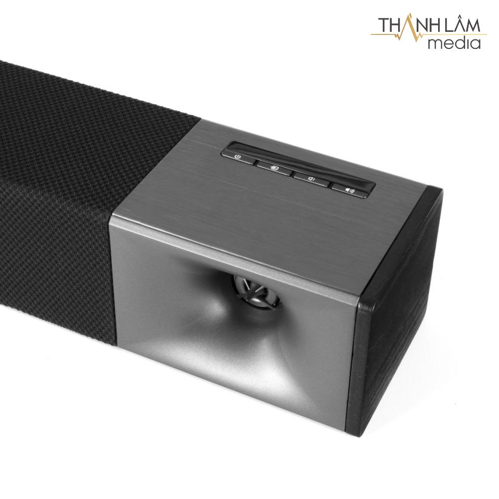 Soundbar Klipsch Bar 48Bar-48_Controls