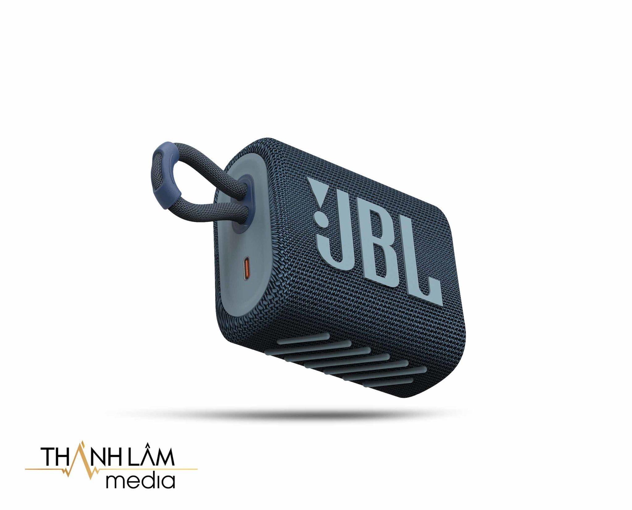 Loa JBL Go 3 mới