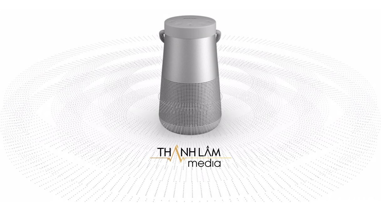 Bose SoundLink Revolve Plus 2 1