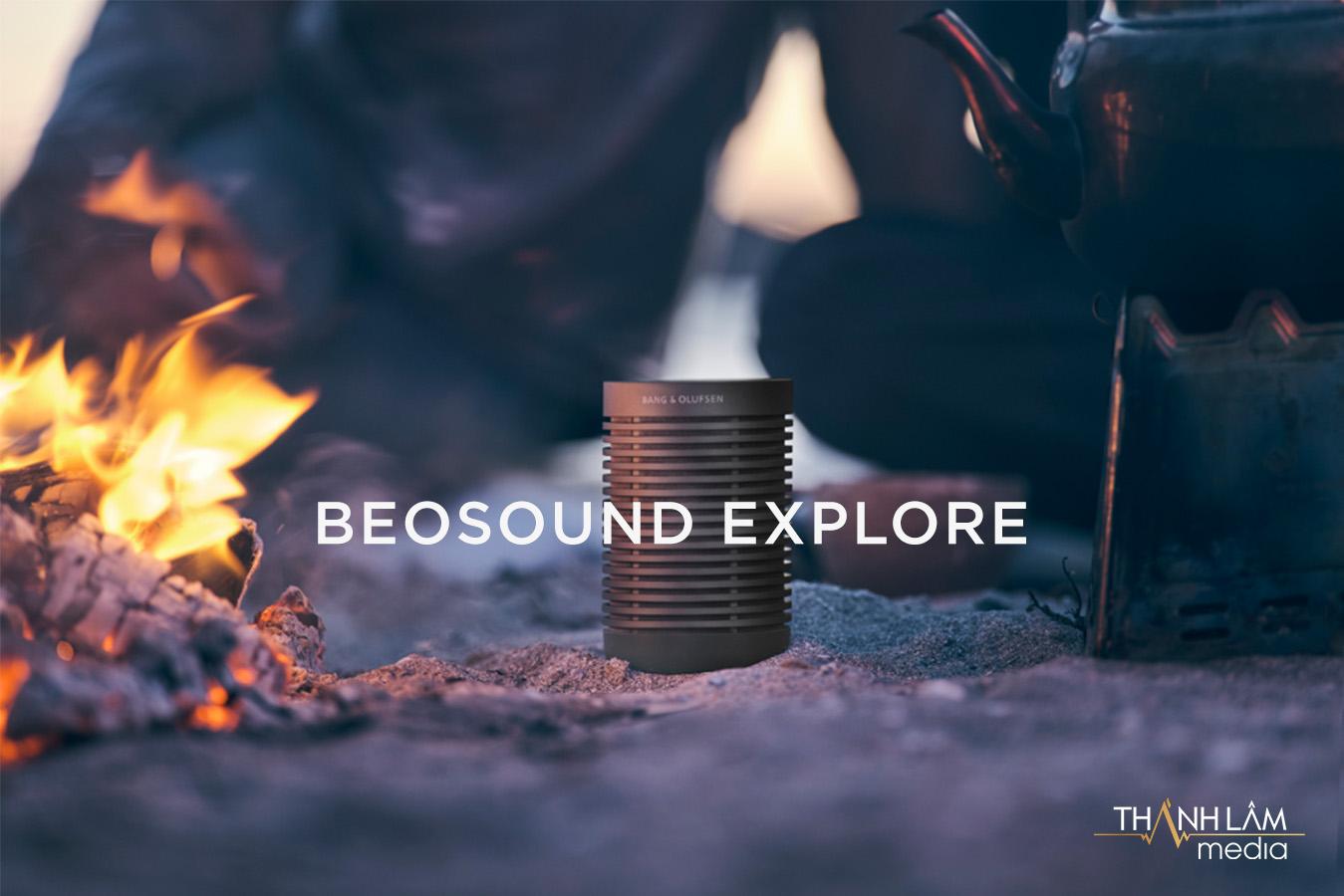 Bang & Olufsen Beosound Explore - Người đồng hành trong những chuyến phiêu lưu 20