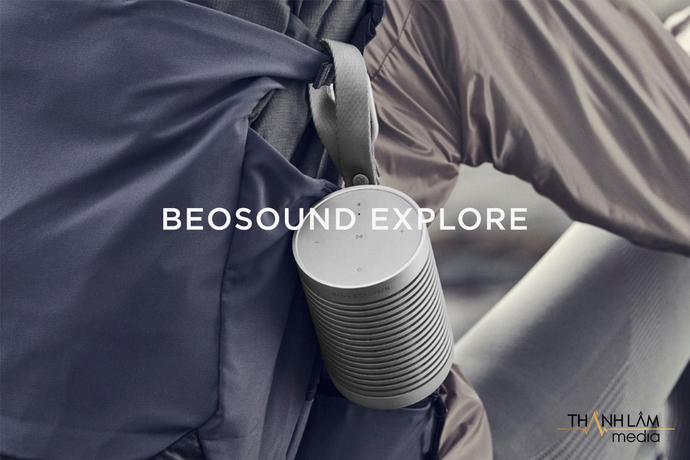 Bang & Olufsen Beosound Explore - Người đồng hành trong những chuyến phiêu lưu 24