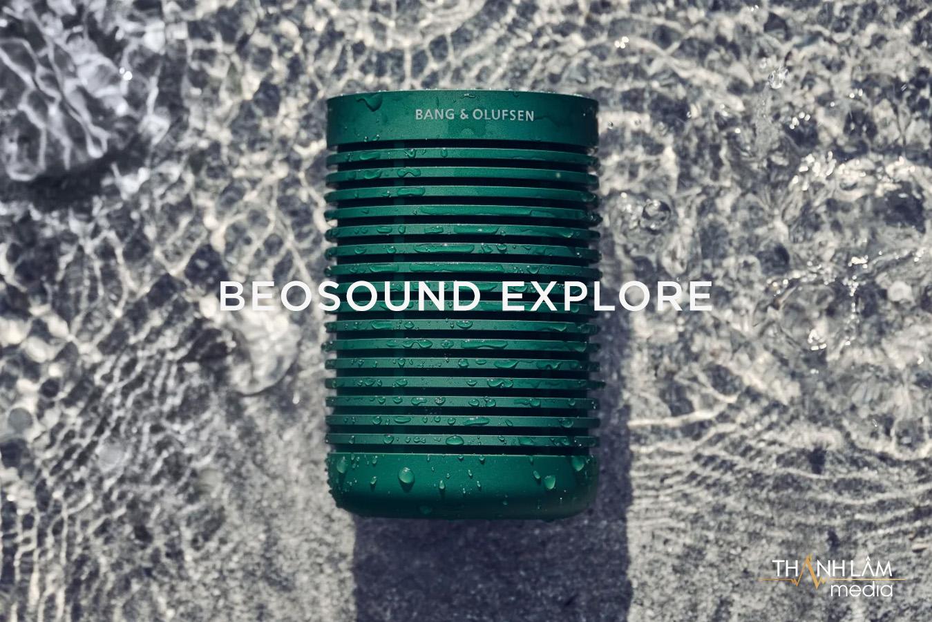 Bang & Olufsen Beosound Explore - Người đồng hành trong những chuyến phiêu lưu 25